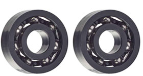 New ball bearing material with higher wear resistance